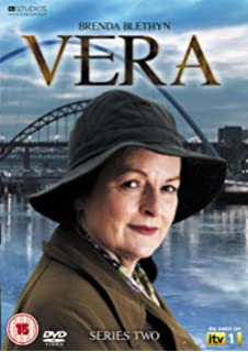 Vera - Series 1 [DVD]: Amazon co uk: Brenda Blethyn, David Leon