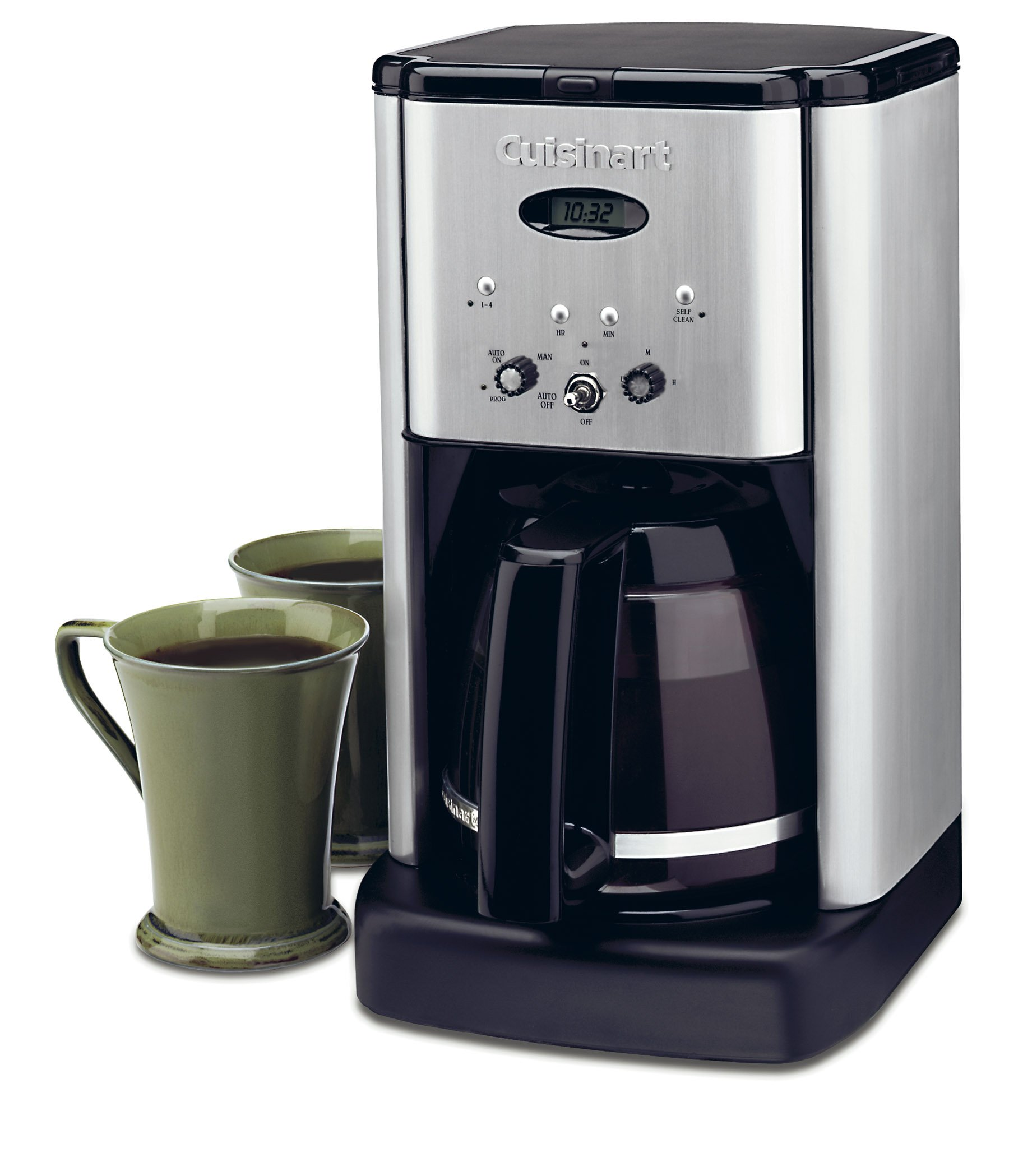 Cuisinart DCC-1200 Brew Central 12 Cup Programmable Coffeemaker, Black/Silver by Cuisinart (Image #6)
