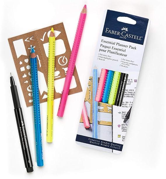 Faber Castell Essential Planner Pack, Journaling Art: Amazon.es: Hogar