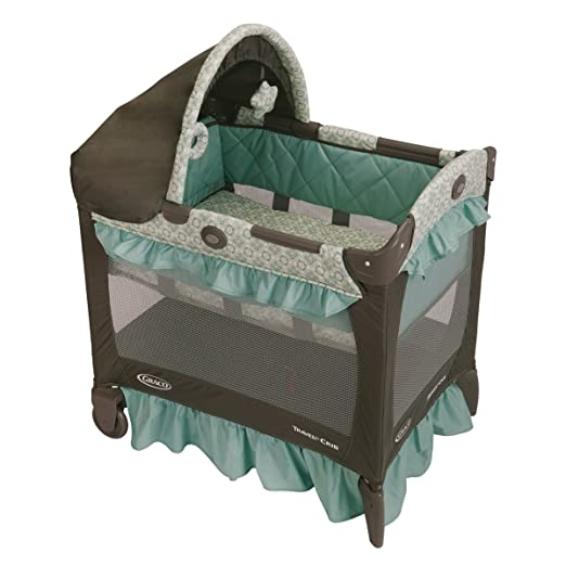 Graco Travel Lite Crib, Winslet Review
