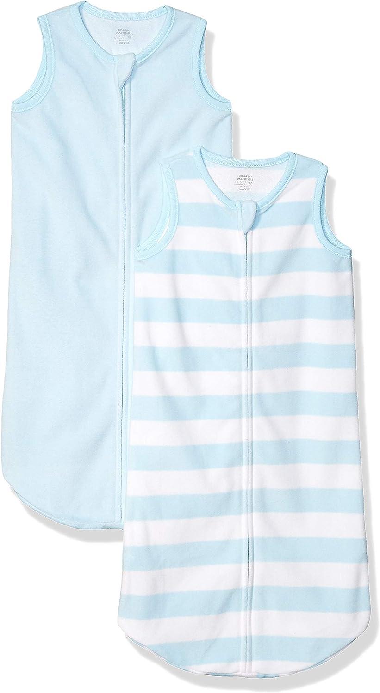 Amazon Essentials Baby Boys Microfleece Sleep Sacks