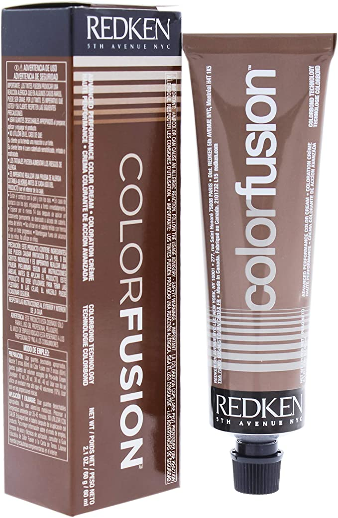 Redken Color Fusion ColorCreme 12N - Natural Balance: Amazon ...