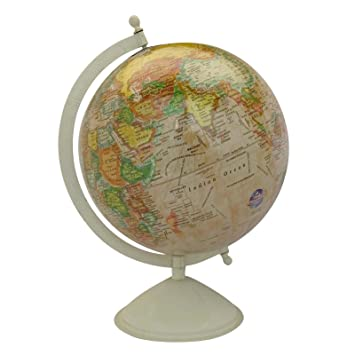 Globes For Sale >> Amazon Com Craftstribe Desktop Rotating Globe Earth Geography World