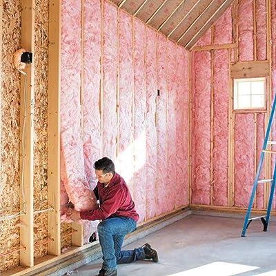 Owens Corning RU41 Fiberglass Insulation, Pink