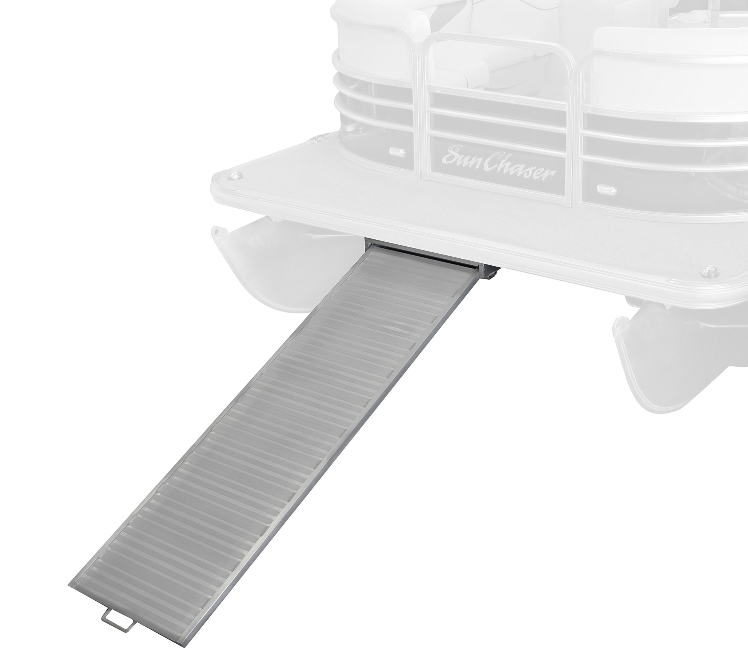Extreme Max 3005.3849 Heavy Duty Undermount Pontoon Ramp