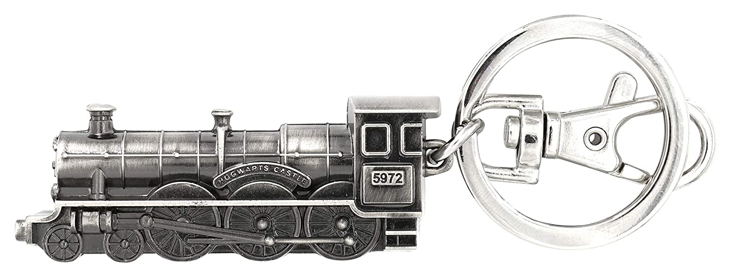HARRY POTTER Hogwarts Express Pewter Key Ring