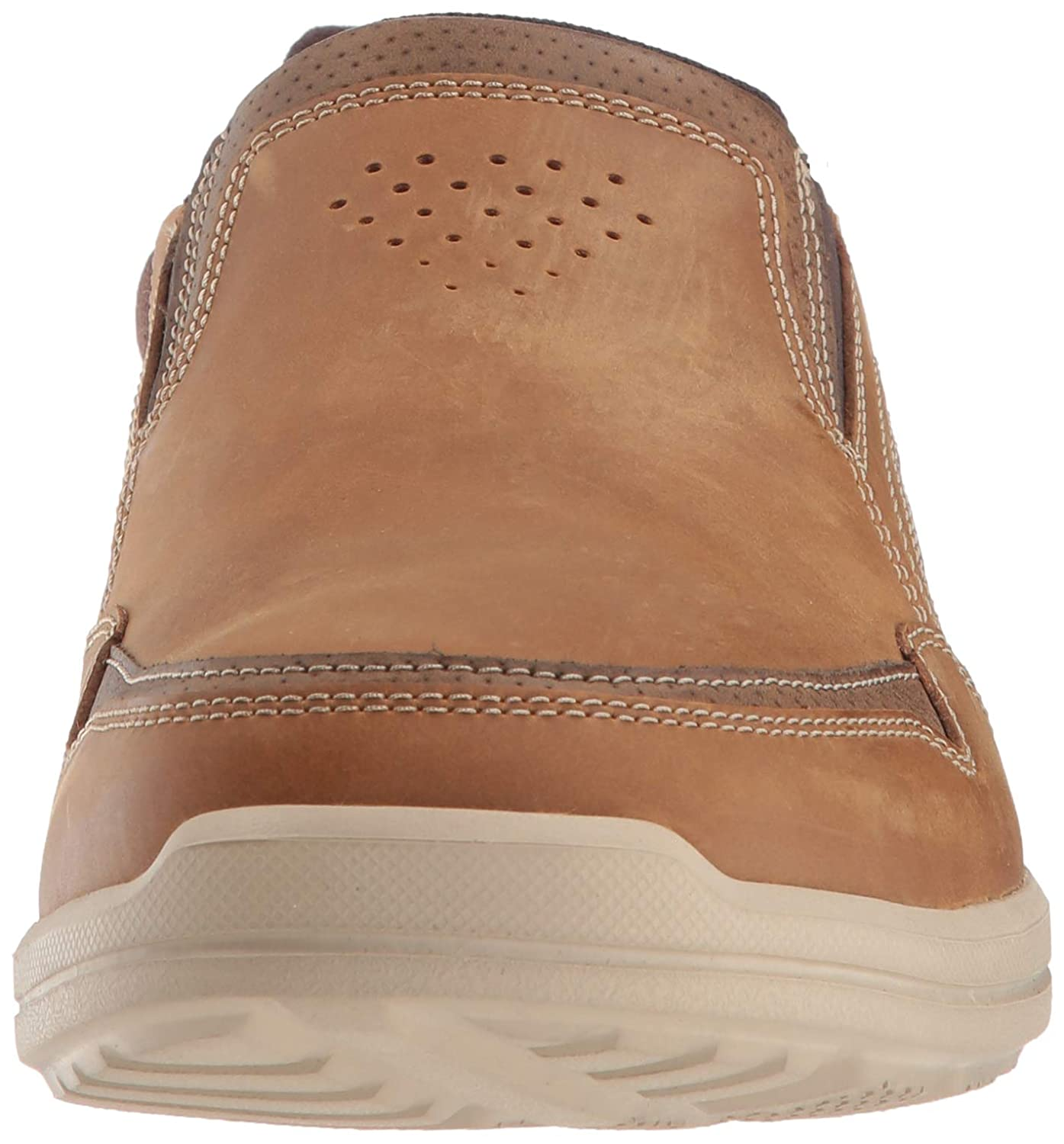 Rockport Mens Welker Casual Slip on Sneaker
