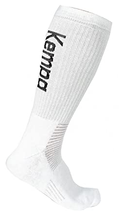 Kempa Calcetines de balonmano, tamaño 36 UK, color blanco: Amazon.es: Deportes y aire libre
