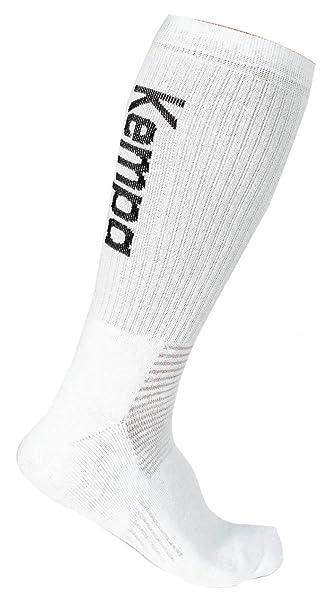 Kempa Calcetines de balonmano, tamaño 36 UK, color blanco: Amazon.es: Deportes y aire libre