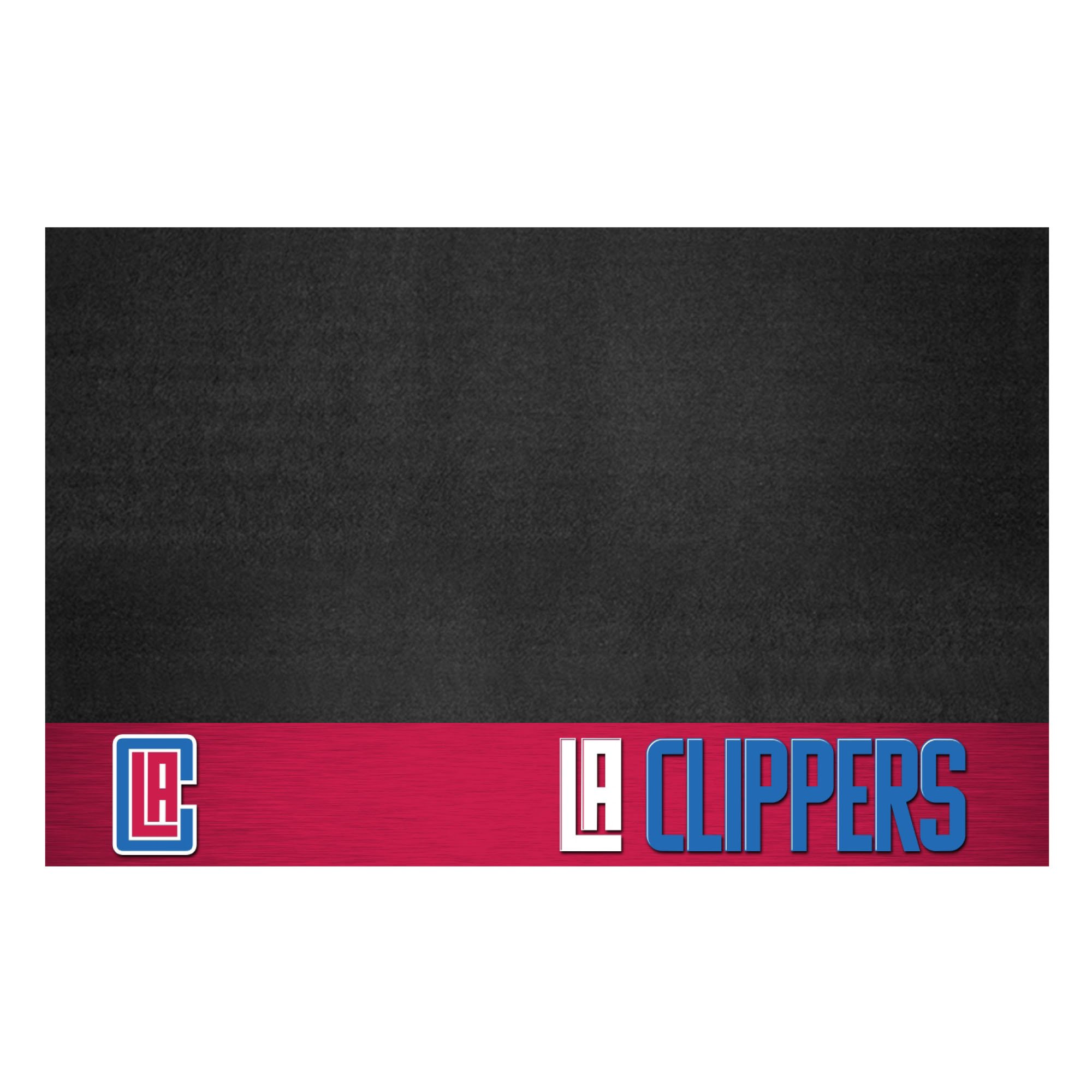 Fanmats NBA Los Angeles Clippers Grill Mat, Small