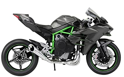 Buy Aoshima Skynet 112 Finished Goods Bike Kawasaki Ninja H2r