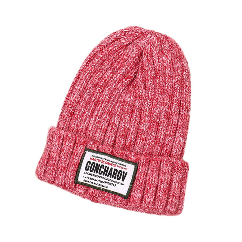 31486655 Yezijin Women Men Fashion Warm Winter Soft Stretch Knitted Beanie Lace Cap  Hat (Dark Gray) at Amazon Women's Clothing store: