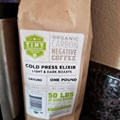 The Honest Dietitian: Tiny Footprint Coffee Review & Giveaway