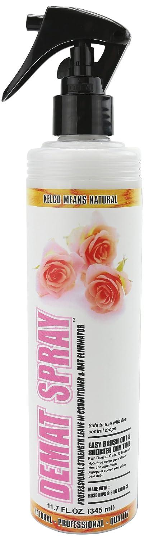 Amazon.com : Kelco RTU Demat Spray, 11.7 fl. oz. : Pet Dematting Combs : Pet Supplies