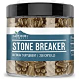EARTHBORN ELEMENTS Natural Chanca Piedra Stone Breaker, 100% Pure & Potent for Kidney & Bladder* (680 mg Serving)