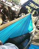 MalloMe Hammock Camping Portable Double Tree