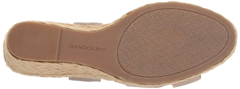 Bandolino Womens Hearsay Espadrille Sandal