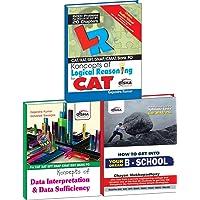 Data Interpretation & Logical Reasoning for CAT/XAT/IIFT/CMAT/MAT (Box Set)