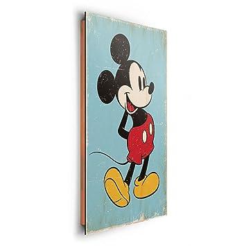 REINDERS Mickey Mouse - Wandbild 60 x 90 cm
