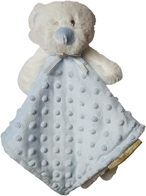 2 Soft  Fleece  Soft Teddy Bear Blankets ~ REBORN DOLL SUPPLIES