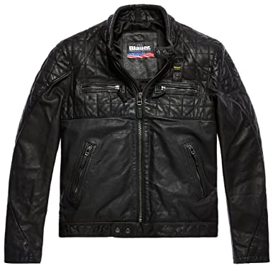 03323e61e Blauer USA Men's Jacket Black Nero (999): Amazon.co.uk: Clothing