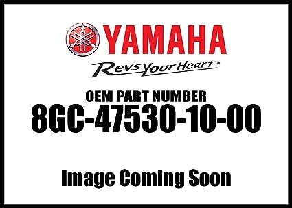 Amazon.com: Yamaha 8 gc-47530 – 10 – 00 Guía – Rueda Comp ...