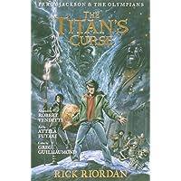 The Titan's Curse: The Graphic Novel: 03