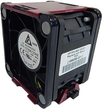 HP 496066-001 Hot-plug Fan Renewed