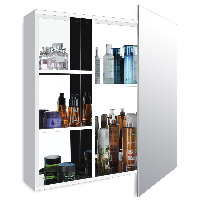 600 x 600 Stainless Steel Mirror Cabinet Fashion Design Bathroom ...