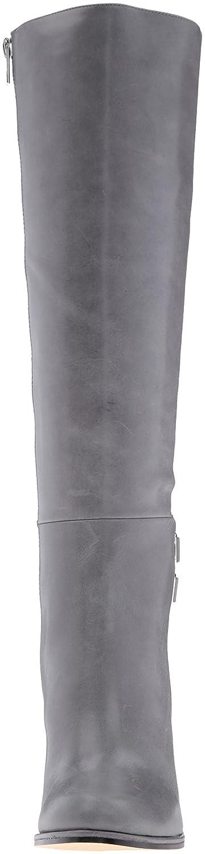 Calvin Klein Women's Camie Engineer Boot B01DXIUC9E 9 B(M) US Shadow Grey