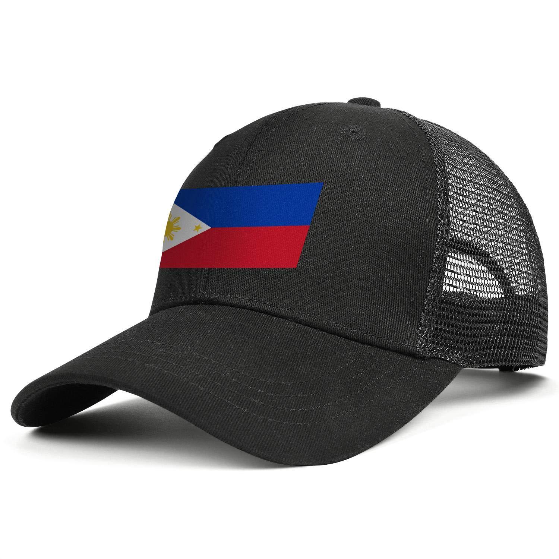 Pitcairn Islands Seal or National Emblem Womens Mens Mesh Ball Cap Adjustable Snapback Summer Hat