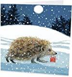 Art Beat Charity Christmas Cards - A Time For Giving - Pack of 6