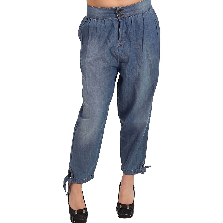 PEPE SARWELL Women's Jeans Denim Blue