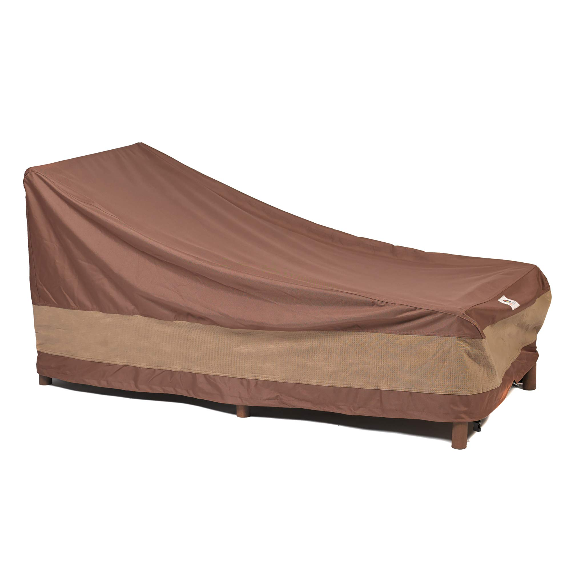 Duck Covers Ultimate Patio Chaise Lounge Cover, Fits Outdoor Patio Chaise Lounge Chairs 80'' Long