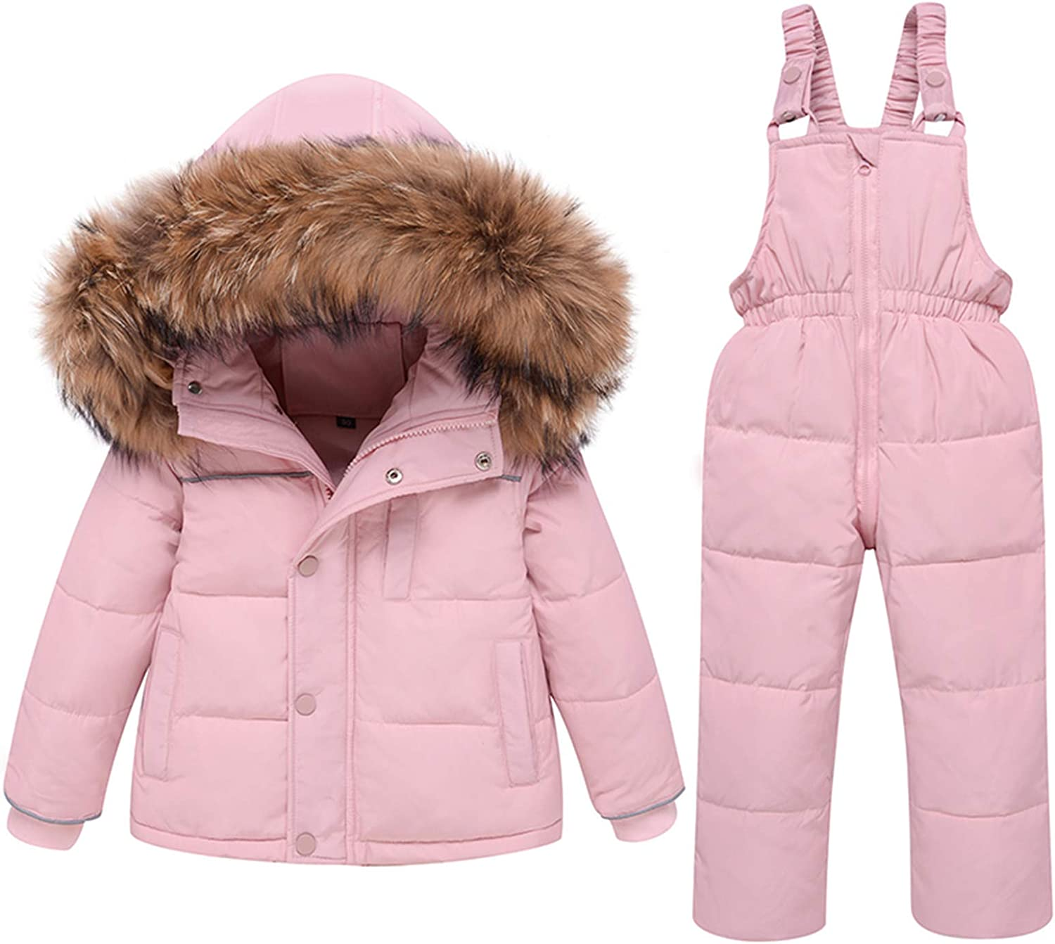 amropi Baby Boys Girls Snowsuit Hooded and Sn Free Shipping New Down Jacket Puffer Popular standard