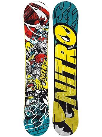 79fa391eec00 Nitro Freestyle Snowboard Kids Ripper Youth 146 2014  Amazon.co.uk  Sports    Outdoors