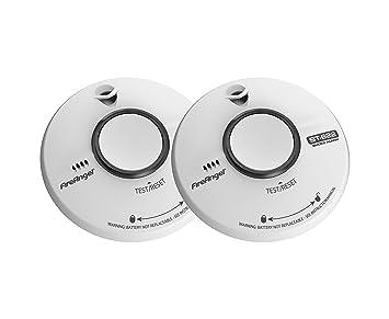 FireAngel - Alarma de Humo, TST-622Q: Amazon.es: Bricolaje y herramientas