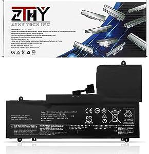 ZTHY 7.6V 53WH L15M4PC2 L15L4PC2 Laptop Battery for Lenovo Yoga 710 710-14IKB 80V40000HH 80V40001HH 710-14ISK 710-14ISK-IFI Yoga 710-14ISK-ISE 710-15IKB 710-15ISK 80U00000US 5B10K90778 5B10K90802