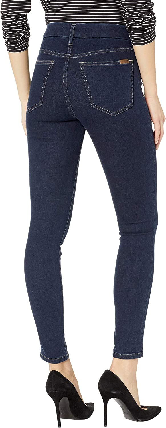 Joes Jeans Womens High-Rise Straight Ankle Jeans in Merina