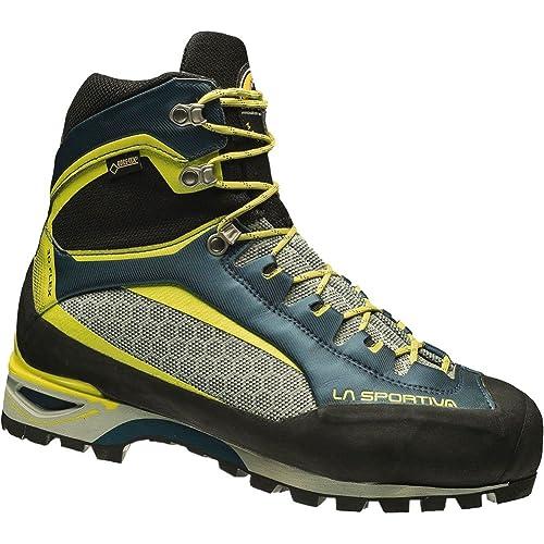 La Sportiva Unisex Adults/' Trango Tower GTX Tropic Blue//Tangerine High Rise Hiking Boots
