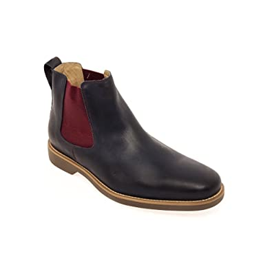 cbc4d0f5cb855 Anatomic Gel Mens Cardoso Vintage Navy Leather Chelsea Boots UK 6/EU ...