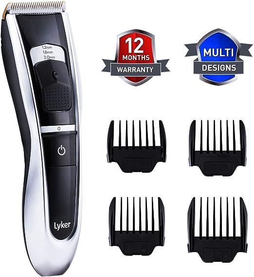 Philips Norelco QC5530/40 cortadora de pelo y maquinilla Negro ...
