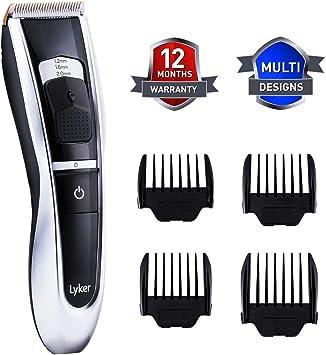 Wahl Chrome Pro 27 Piece Haircut Kit - Afeitadora Cromo, Blanco ...