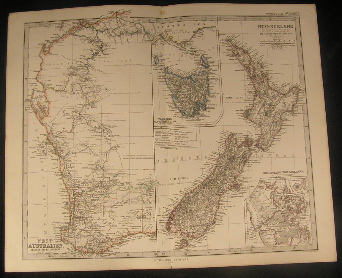 1869 in Australia