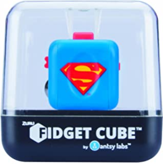 Antsy Labs ID8110Q The Original Fidget Cube By DC Comics Theme