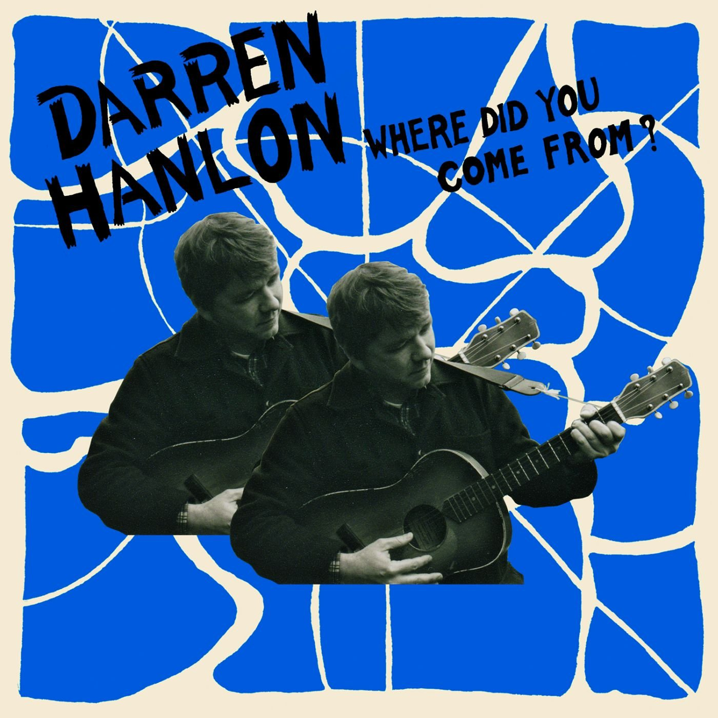 CD : Darren Hanlon - Where Did You Come From (CD)