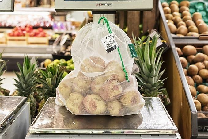 carrinet Veggio Forever de comestibles de producir ...