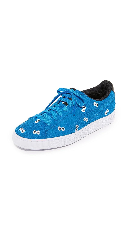 PUMA Women's PUMA x SESAME STREET Suede Sneakers, Blue
