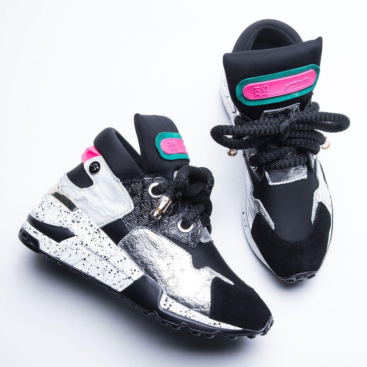 RoseG Damen Leder Schnürsenkel Freizeit Schuhe Mode Mode Mode Sneakers 311e98