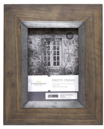 "5""x7"" Frame Grey - Threshold™ : Target"
